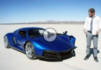 Rezvani Beast Alpha is a 500 HP beast with sliding doors!