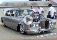 Luxurious & Powerful – 1350 Hp Hemi Rolls Royce!!