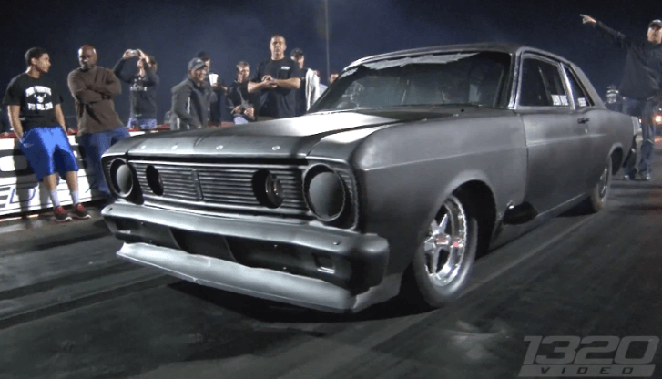 2600 HP Ford Falcon
