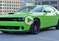Hellcat Unleashed: The 2015 Dodge Challenger SRT!