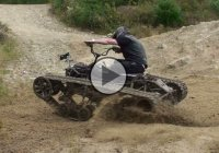 All Terrain Mini Ripsaw by Howe & Howe!!