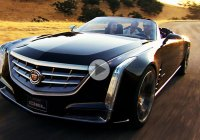 Cadillac Elmiraj is the groundbreaking lightweight grand coupe!