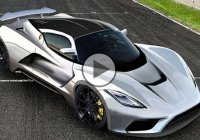 Hennessey Venom F5 top speed will be 290mph?!?!
