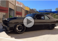 Kam Nova – Twin Supercharged V8 Elite Street Machine!