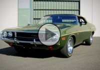 1970 Dodge Challenger Convertible with a 426 Hemi V8!!!