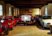 Italian sports cars. The Rare Righini collection