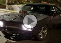 Fast and Furious Dodge Charger – Iconic Movie Car!