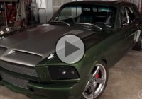 """JADED"" – 1966 Ford Mustang with modern gear and technology!"