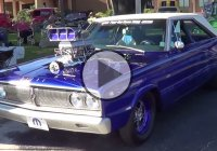 1967 Dodge Coronet Pro Street with 1100 HP 496 HEMI!!