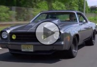 """The Bank Robber"" – Amazing '73 Chevrolet Chevelle!"