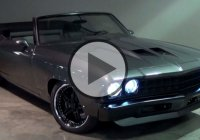 Convertible 1969 Chevelle Twin Turbo 540 Big Block V8!