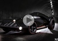 The Darth Car – The Coolest Supervillain Ride by Hot Wheels!