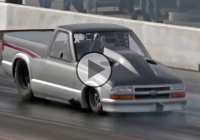 The Fastest Street Legal car! 1998 Chevy Twin Turbo S10 Truck!