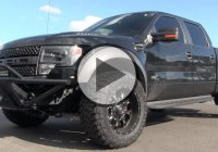 Ford F150 SVT Raptor, supercharged and making 600 HP!!!