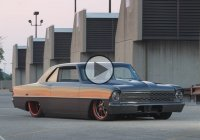 Fully customized award winning 1967 Chevy Nova!