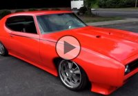 1969 Pontiac GTO pays tribute to the GTO Judge – The JUDGEMENTAL!