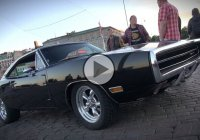 Beautiful 1970 Dodge Charger 500 Big Block 572 HEMI V8 engine!