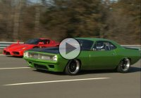 Super 'Cuda with Twin Turbo Viper V10 engine! 1000 HP!