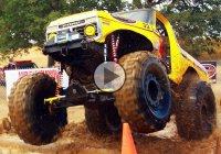 Top Truck Challenge! Dirty, Muddy, Extreme!