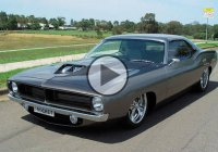The King Kong Cuda – an award winning 1970 Plymouth Hemi Cuda!
