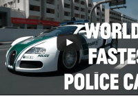 Dubai's Unbelievable Police cars fleet! Bugattis, Lambos, Mustangs!