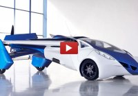 Aeromobil 3.0 the first fully functional flying car!