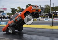 20th Annual World Power WHEELSTANDING CHAMPIONSHIP! Byron Dragway!