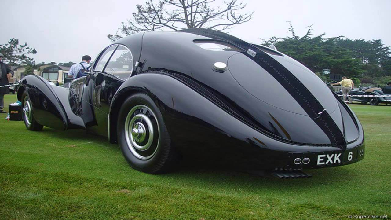 Ralph Lauren S 1938 Bugatti Coup 201 57sc Atlantic Is The