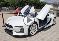 Citroen GT Concept – Start Up & Sound!!
