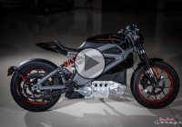 LiveWire Project – The First Electric Harley Davidson!