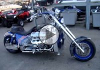 V8 Powered Chopper Produces 926 Horsepower!!!