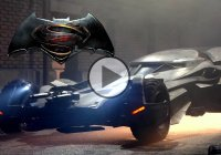 Take A Closer Look At The New Batmobile Featured In Batman v Superman: Dawn of Justice!!