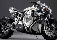 The Italian Masterpiece – CR&S DUU Superbike!