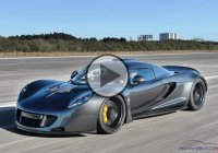 Fastest Car In The World – Hennessey Venom GT!!!