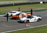 The Triple Challenge – Porsche vs McLaren vs Koeningsegg – Drag Race