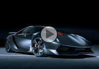 Lamborghini Sesto Elemento Test Drive At The Imola Race Track!