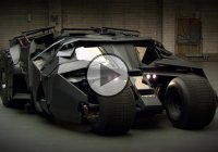 The Famous Batmobile is a real and driveable car! I knew it!