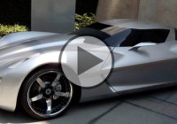 Corvette Stingray Concept car – amazing design and style!