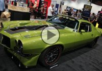 Project Envious – 1970 Chevrolet Camaro by D&Z Customs!