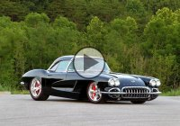 A Very Special 1962 Chevrolet Corvette by Alloway Hot Rod Shop!