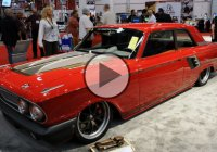 Heavily modified 1964 Ford Fairlane a.k.a Afterburner by Ring Brothers!
