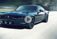 Equus Bass 770 – High performance luxurious American muscle car!