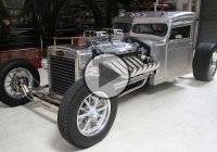 """Piss'd Off Pete"" – A custom built V12 Hot Rod by Randy Grubb!"