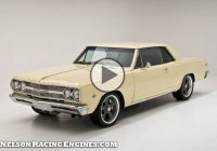 1965 Chevy Chevelle, custom built by Nelson Racing Engines!