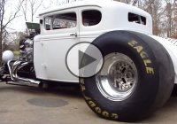 """Coupezilla"" – a 1000+ HP Pro Street Blown 1931 Ford Coupe! Sick!"