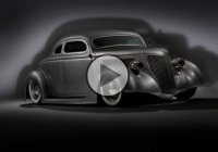 The Iron Fist – James Hetfield's Custom 1936 Ford!