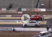 High Tech import cars vs. American Muscle cars, at the Street wars 2!