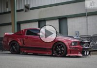 Cervini's Auto Design and their version of the famous Mustang Eleanor!