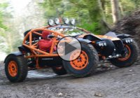 "Meet the ""Nomad"", the muddy brother of Atom – by Ariel Motor Co!"