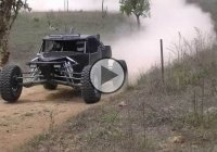 Australian Carbon Pro Buggy – off-road monster by Racer Engineering!